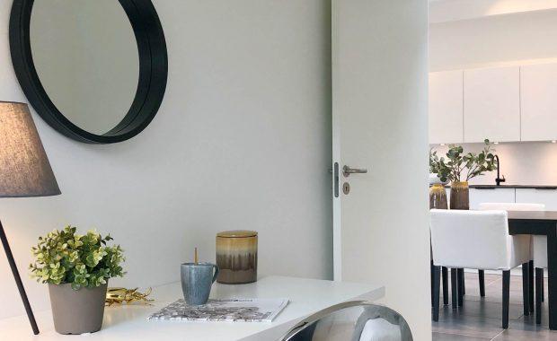 Denne villa fik en Full Styling fra InBoligStyling og fremstod derefter helt klar til salg til en ny familie.