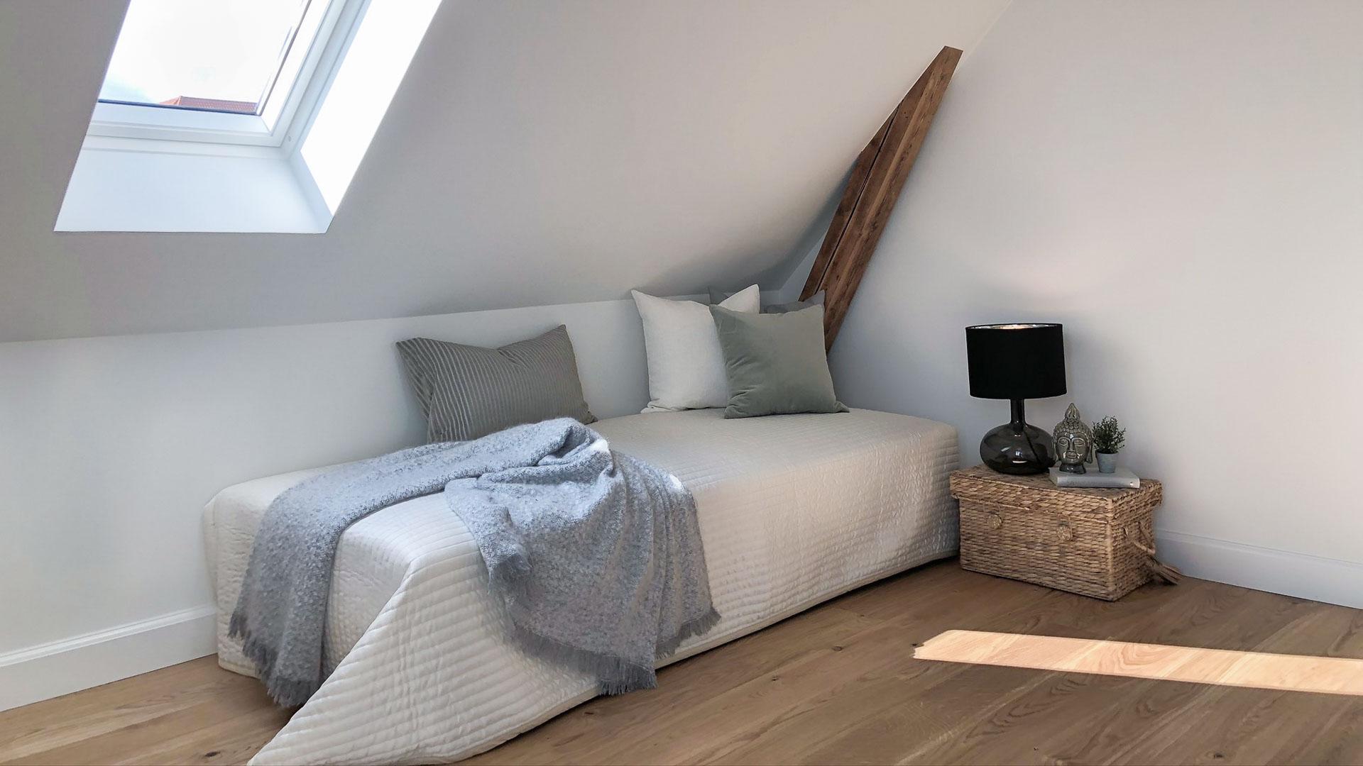 Hygge og flot stil i værelse med Full Styling.