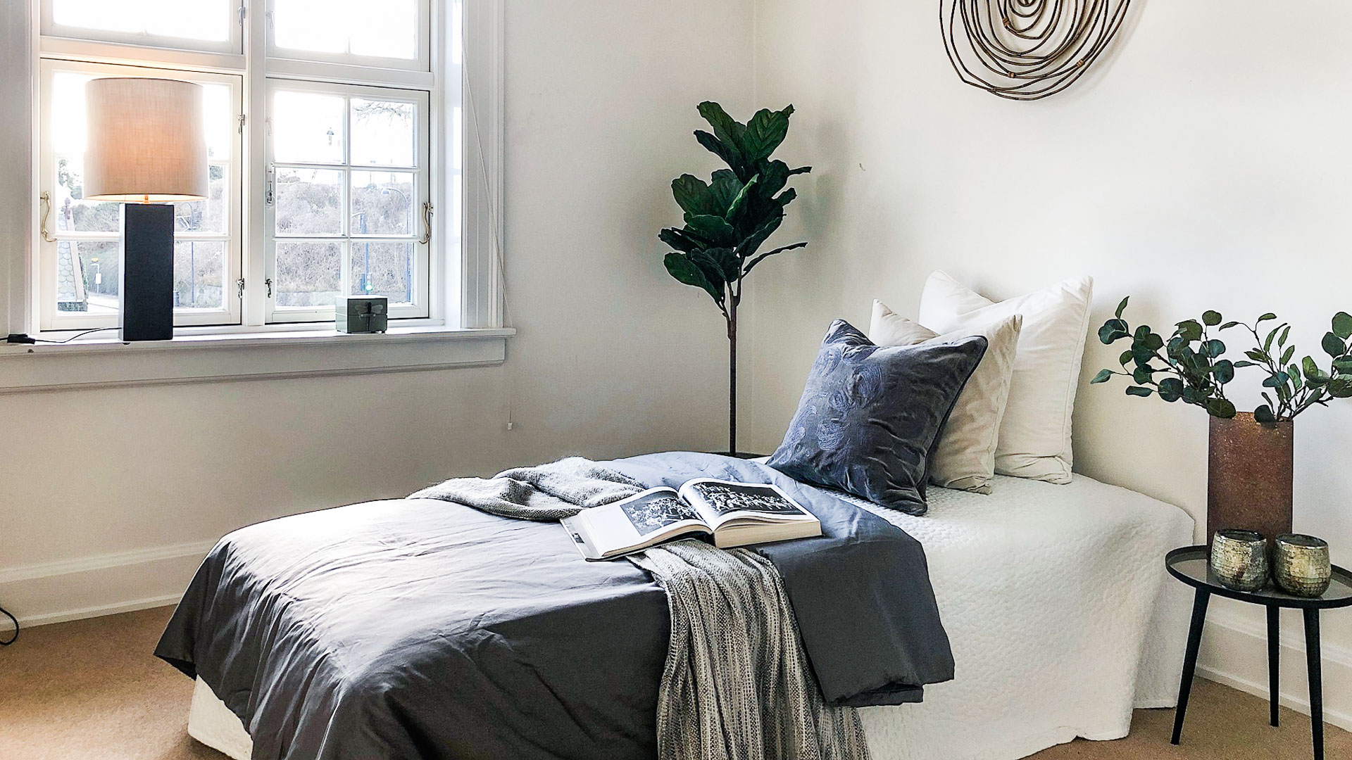 En dLux Styling fra InBoligStyling præsenterer den eksklusive bolig med et strejf af luksus.